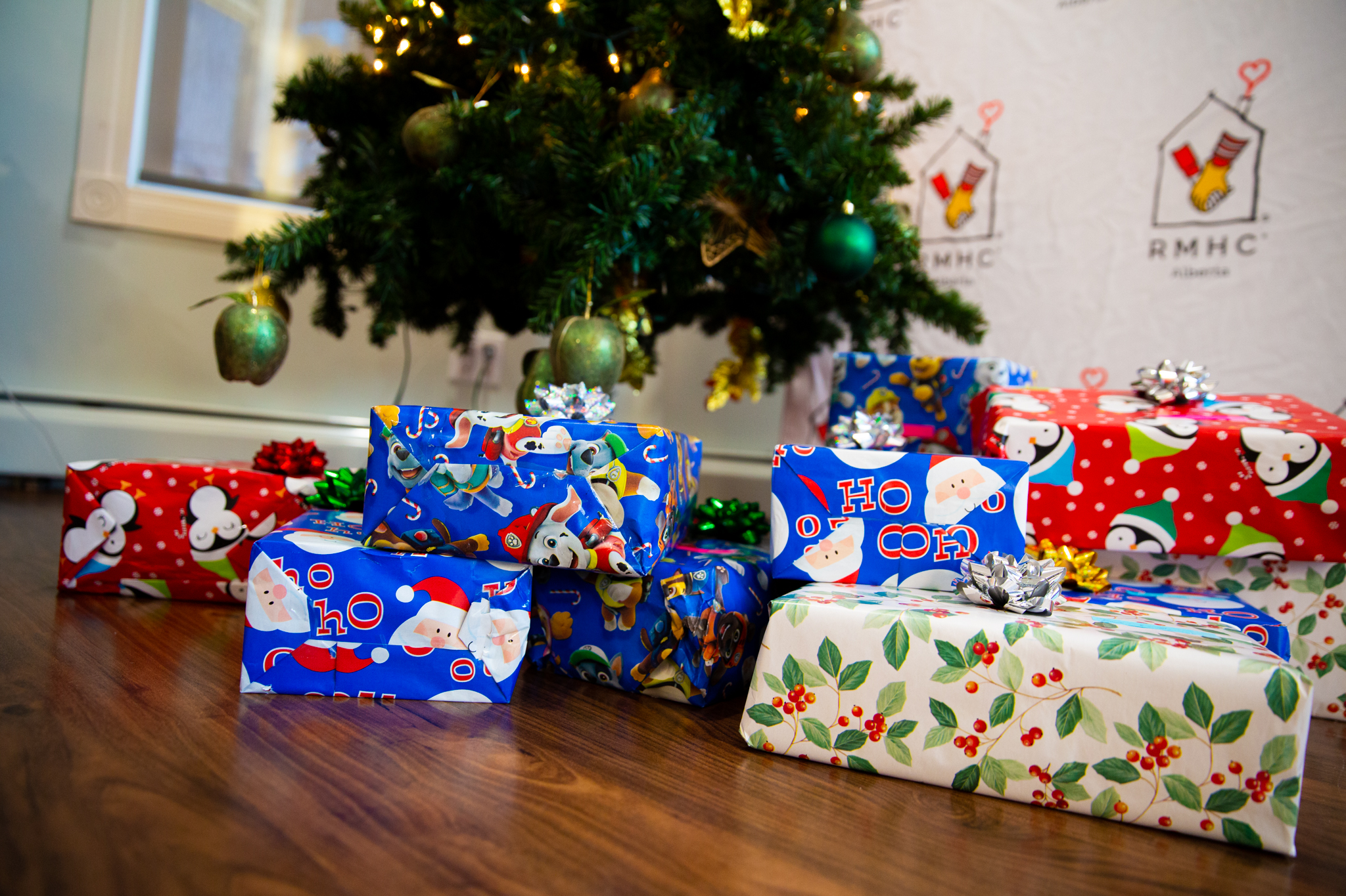 CarePros Supports Local Charities for the Holidays