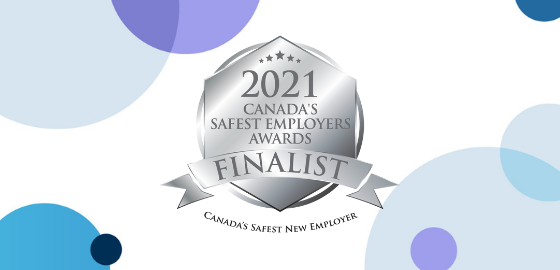 CarePros Selected as Finalist for Canada's Safest New Employer in the Canada's Safest Employers Awards 2021