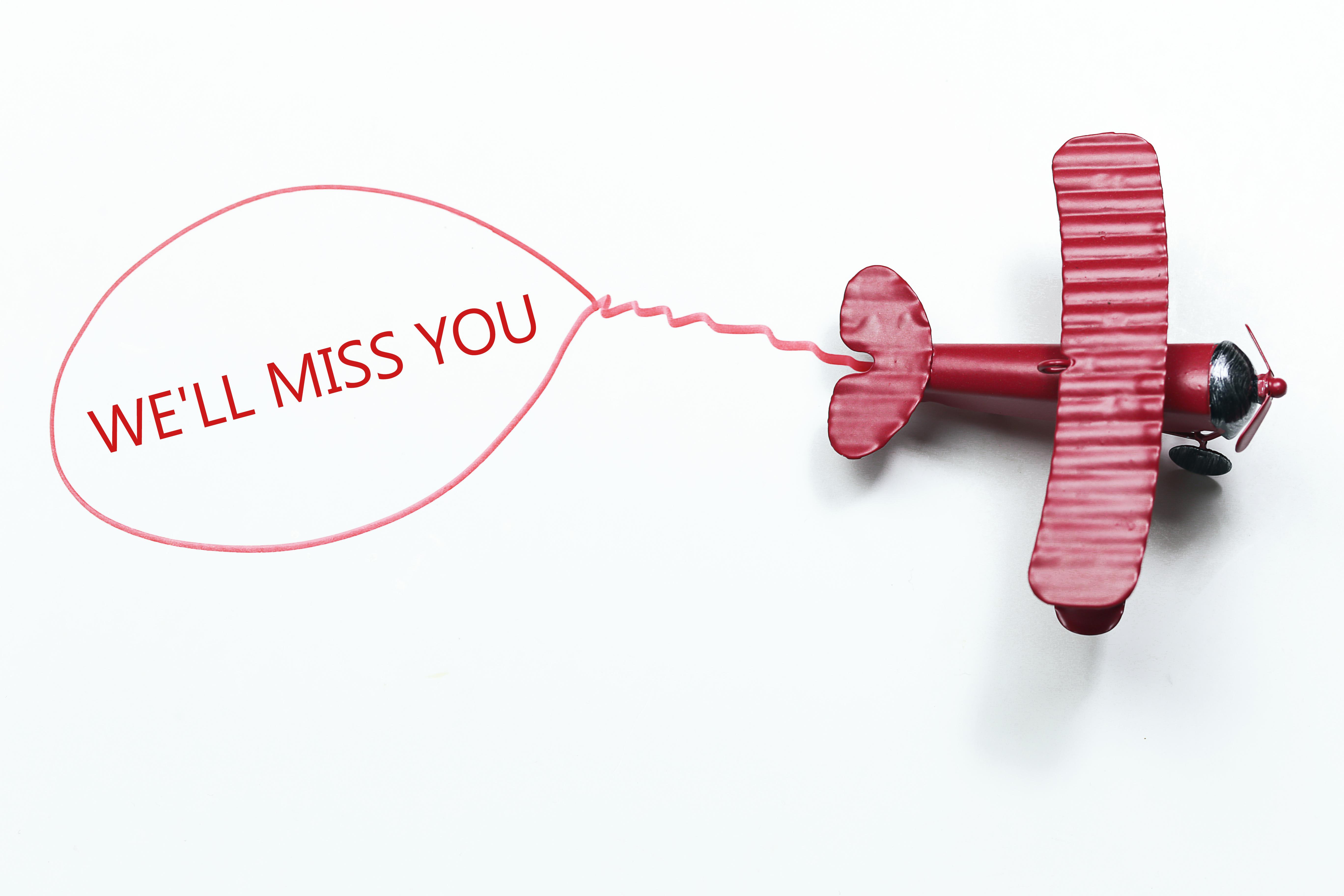 Megan's Farewell