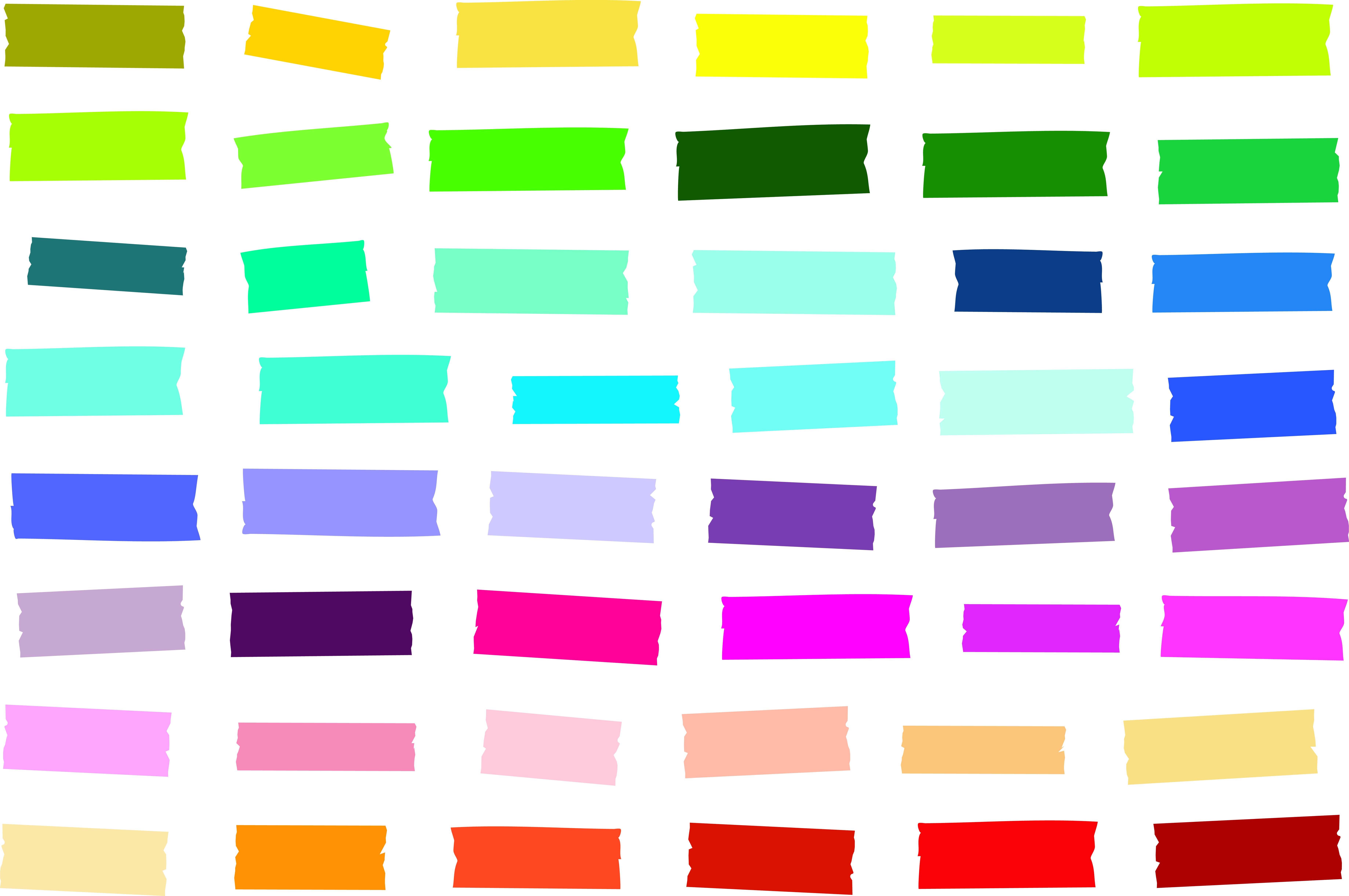 Home Activity: Painter's/Masking Tape Activities