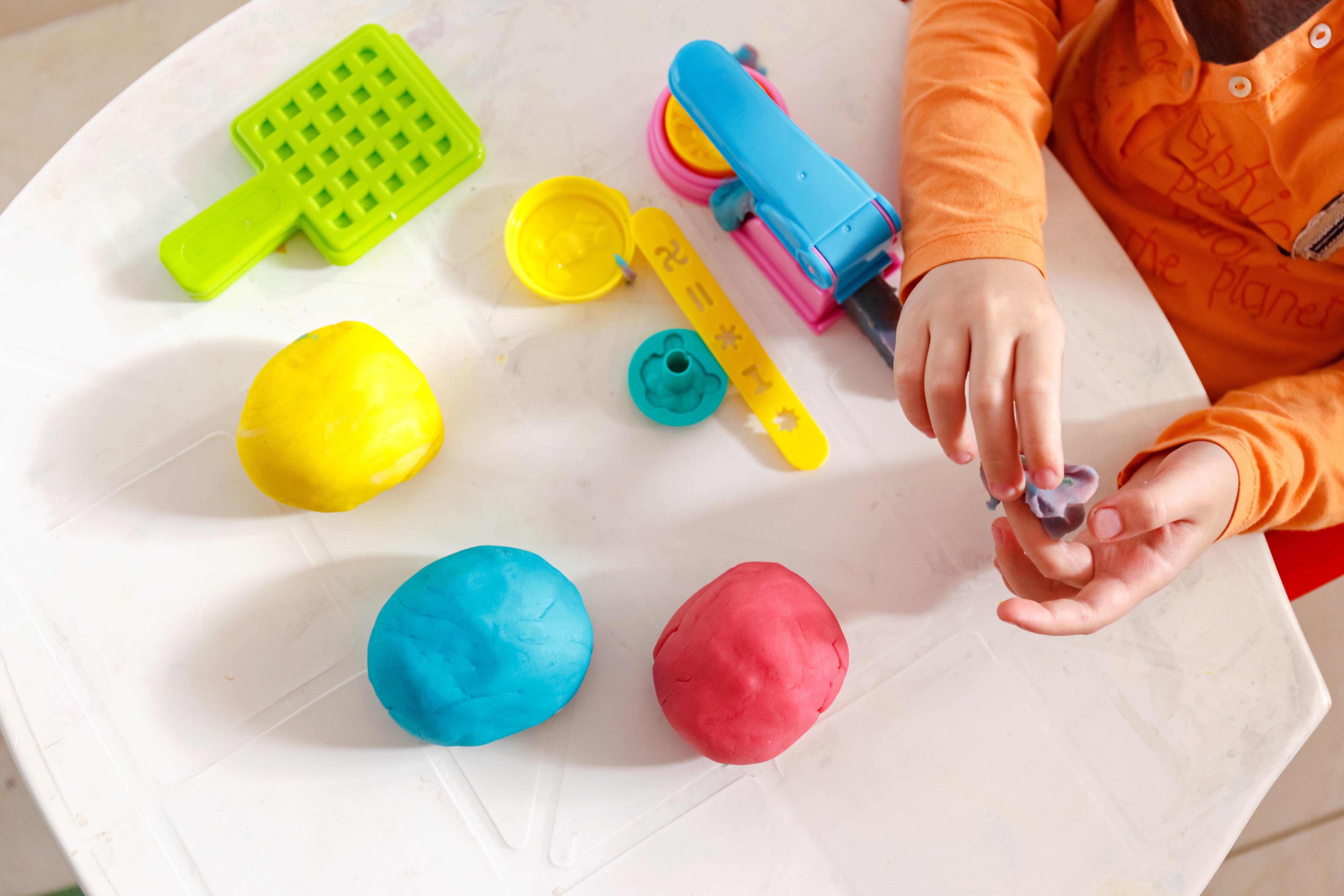 Home Activity: Play-Dough