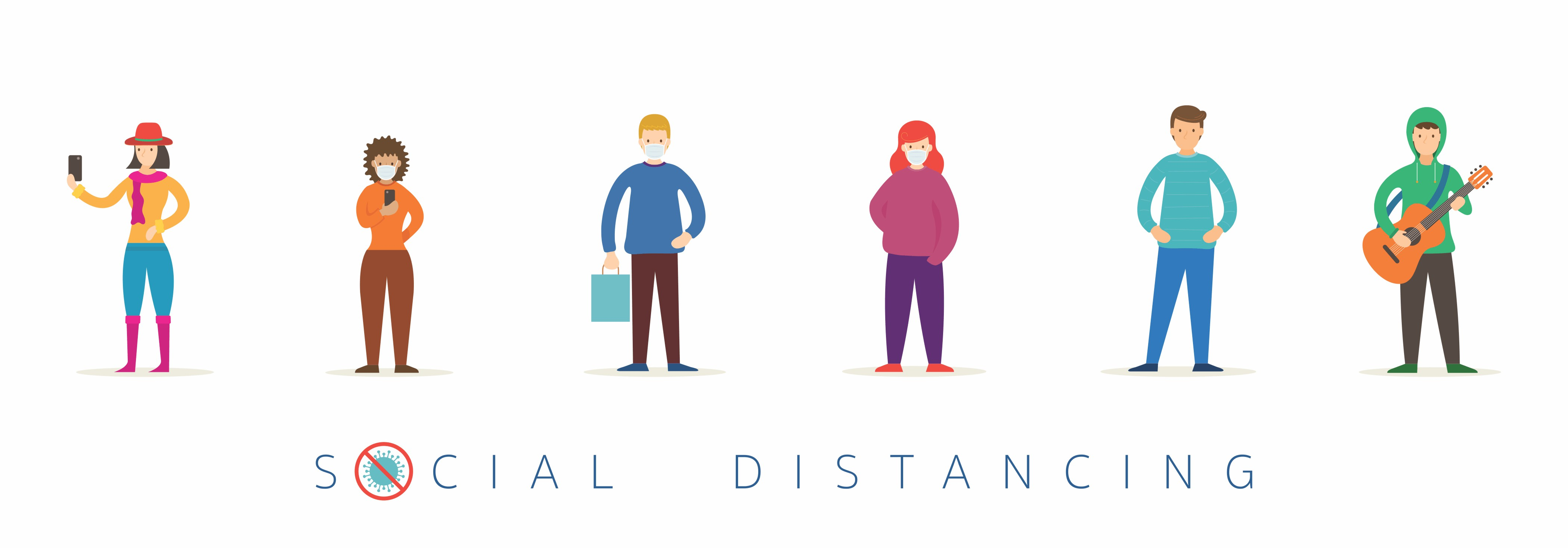 "What does ""Social Distancing"" really mean?"
