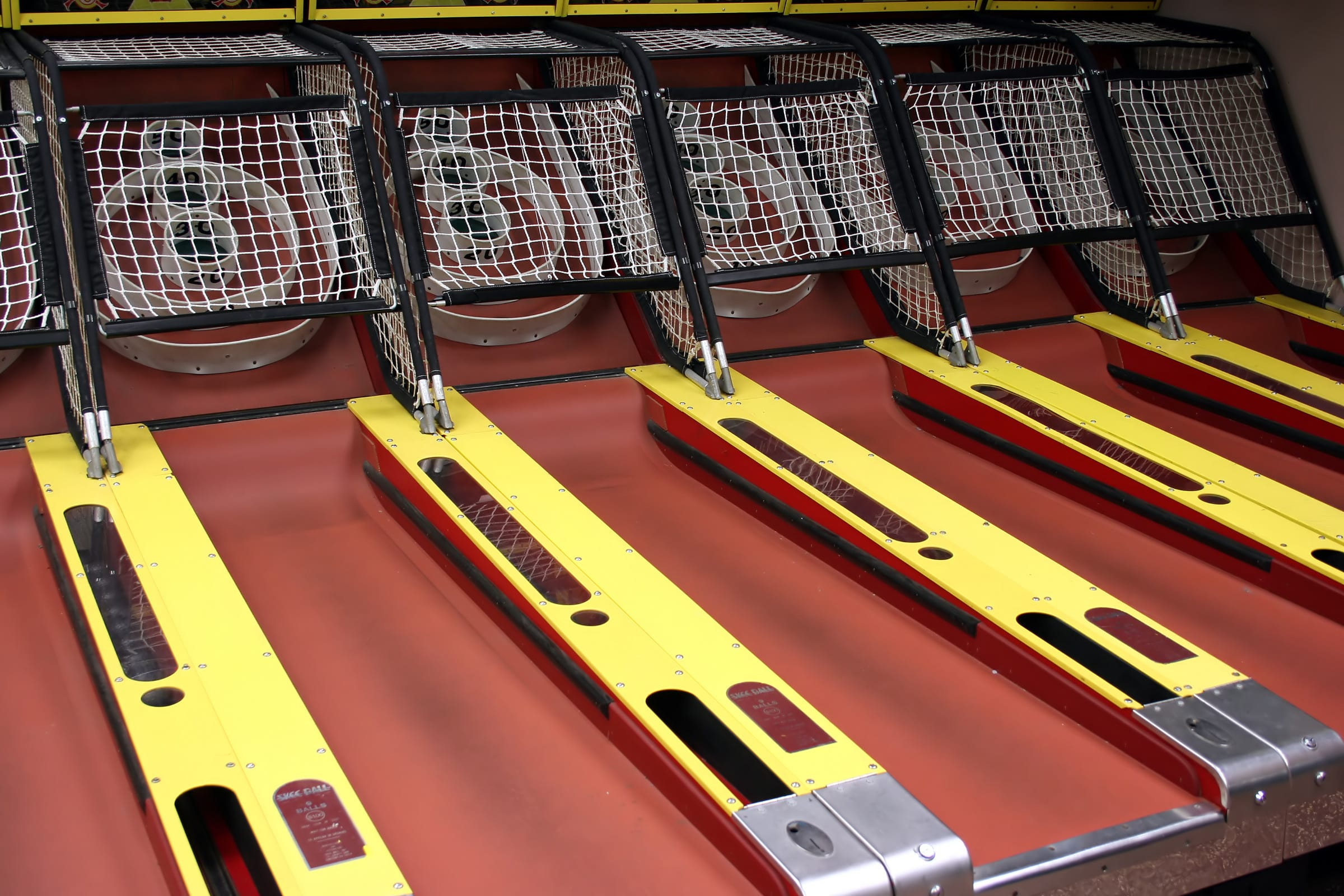Home Activity: Laundry Basket Skee-Ball